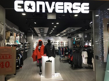 Singapore Service - Clothing - Converse