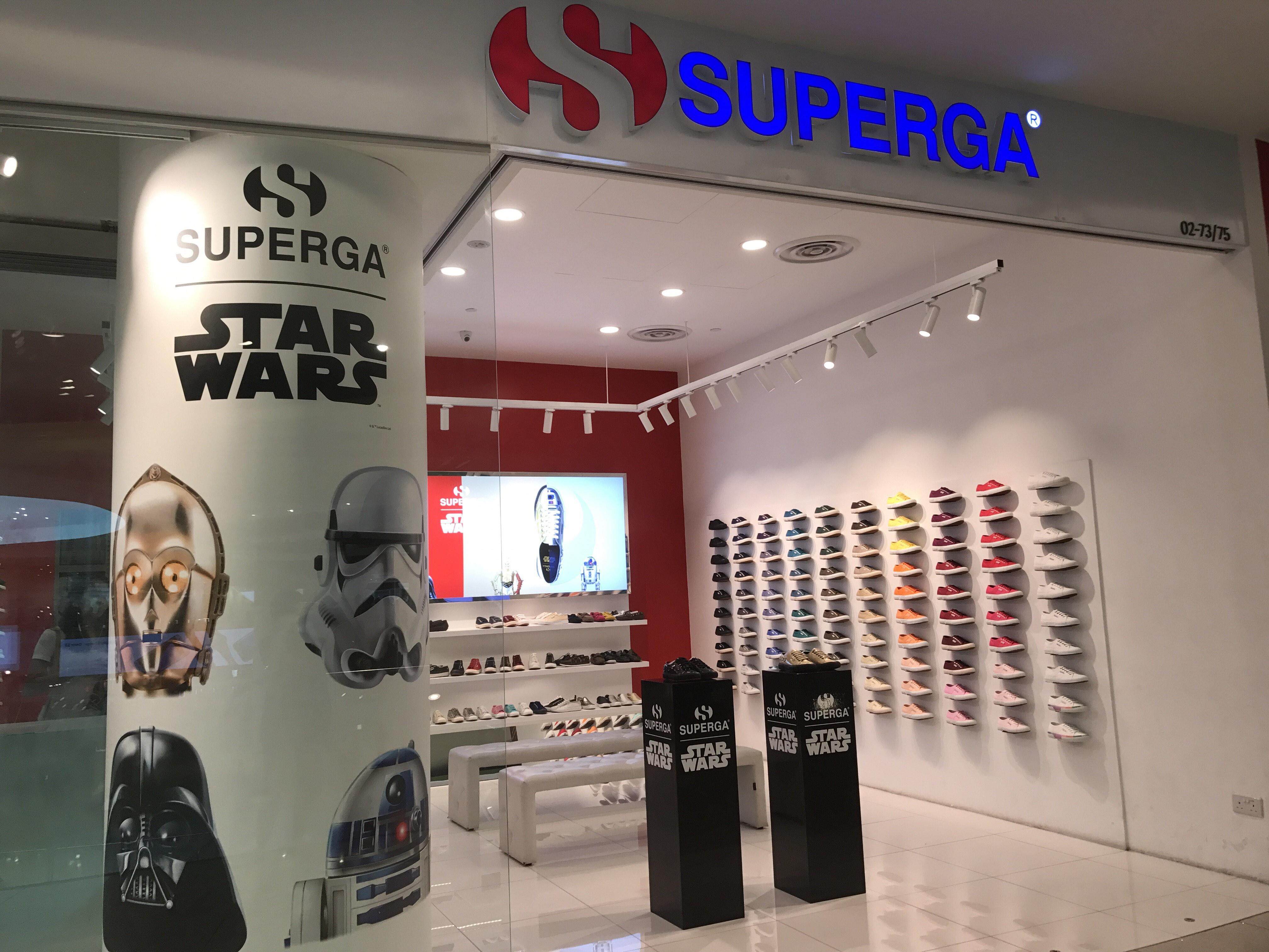 Clothing - Superga(Vivocity)   Nestia