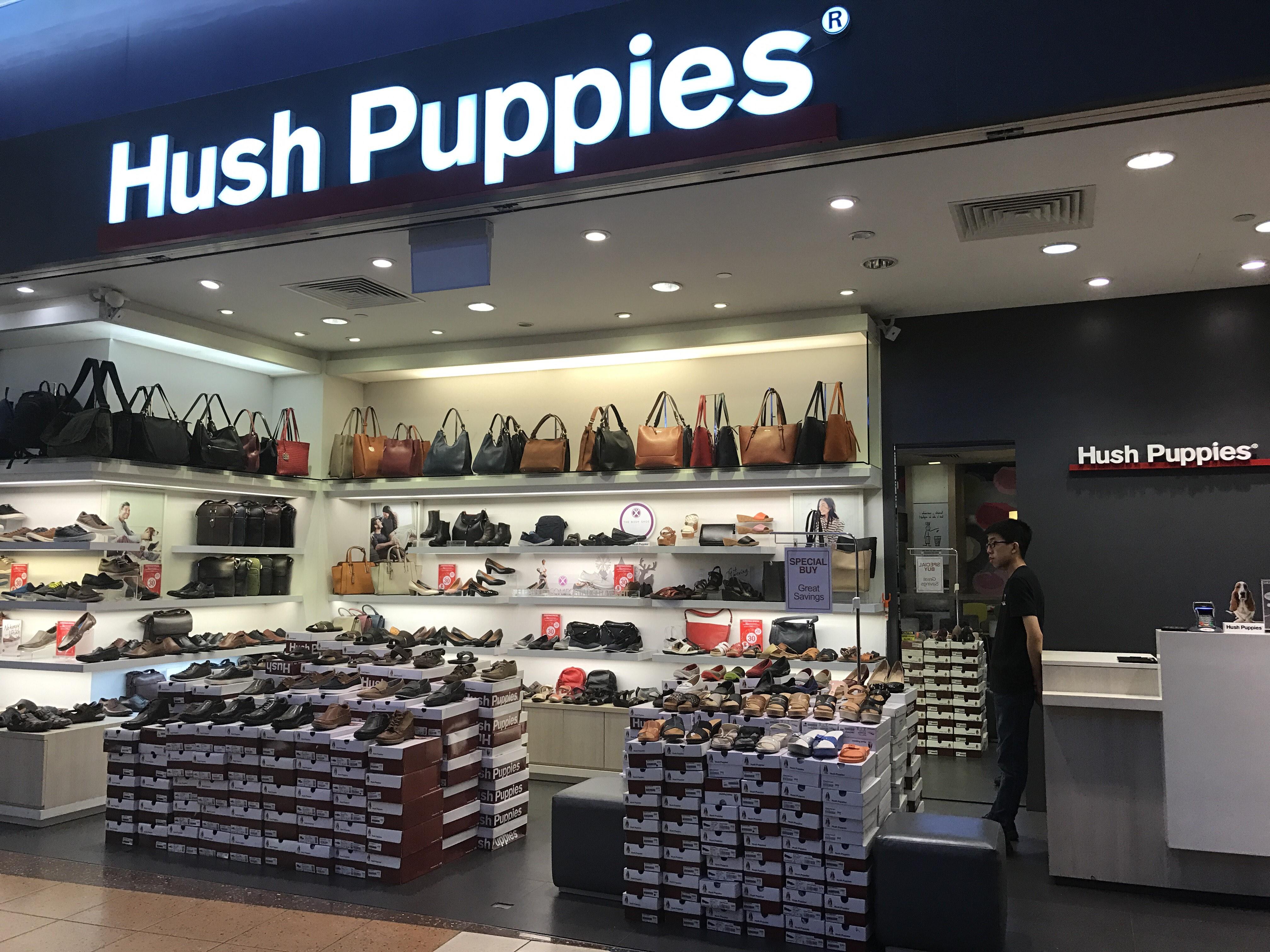 Singapore Service Clothing Hush Puppies Harbourfront Centre Nestia