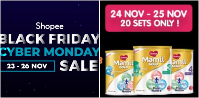 Black Friday Sale In Singapore 2018 Amazing Deals For Families Nestia News
