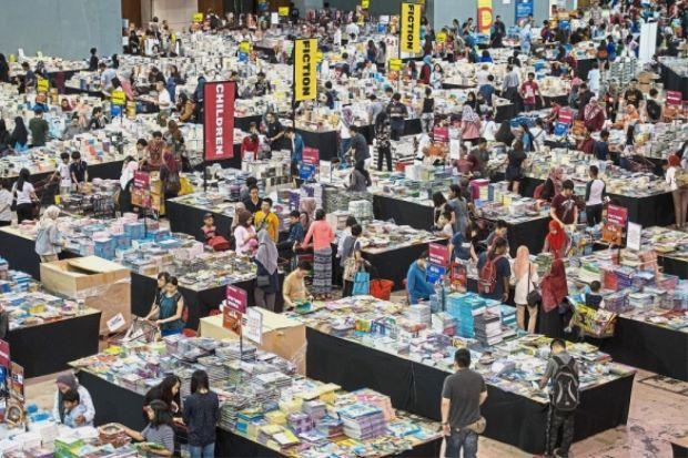 Big Bad Wolf Book Sale In Kuantan Nestia