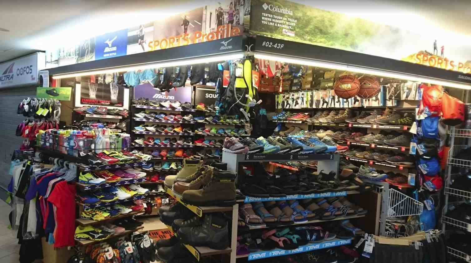 queensway shoes