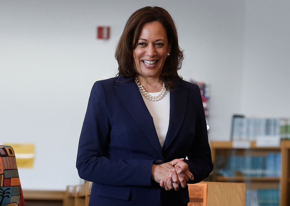 Vp Nod The Latest In A Career Of Firsts For Kamala Harris Nestia