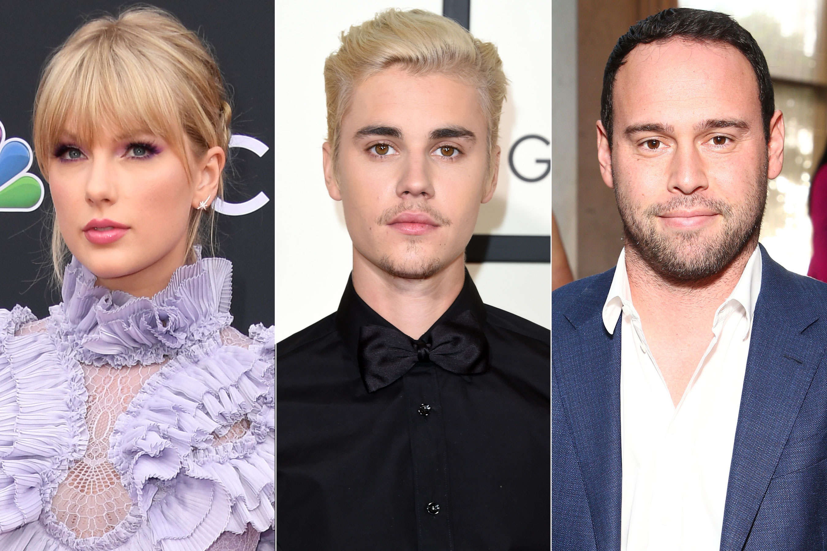 Justin Bieber And Hailey Baldwin Spend Fourth Of July With Scooter Braun Amid Taylor Swift Drama Nestia
