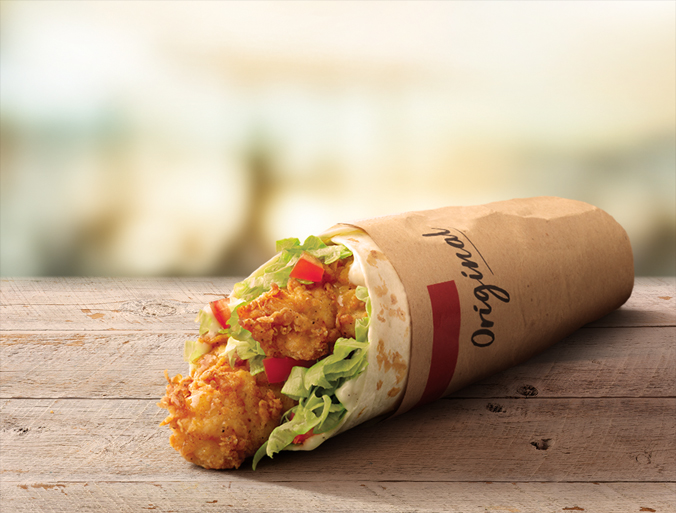 KFC: .95 Twister / .95 Famous Potato Bowl deal for dine-in and takeaway orders till 30 Nov 2020