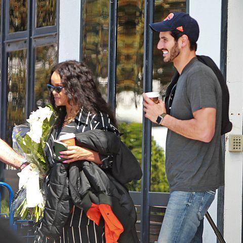 Boyfriend rihanna new Rihanna &