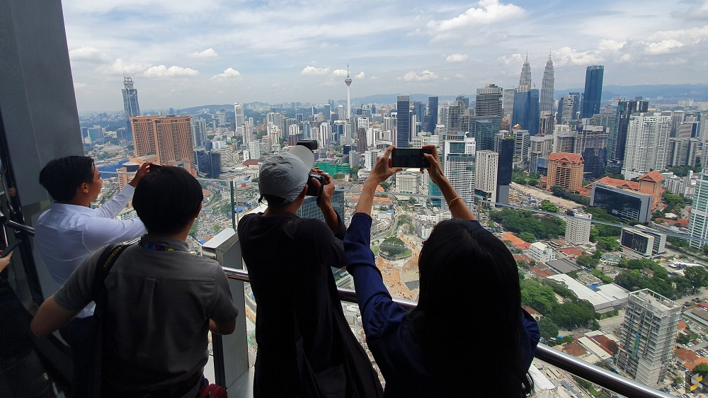 Exchange 106 An Inside Look At Malaysia S Tallest Building Nestia News