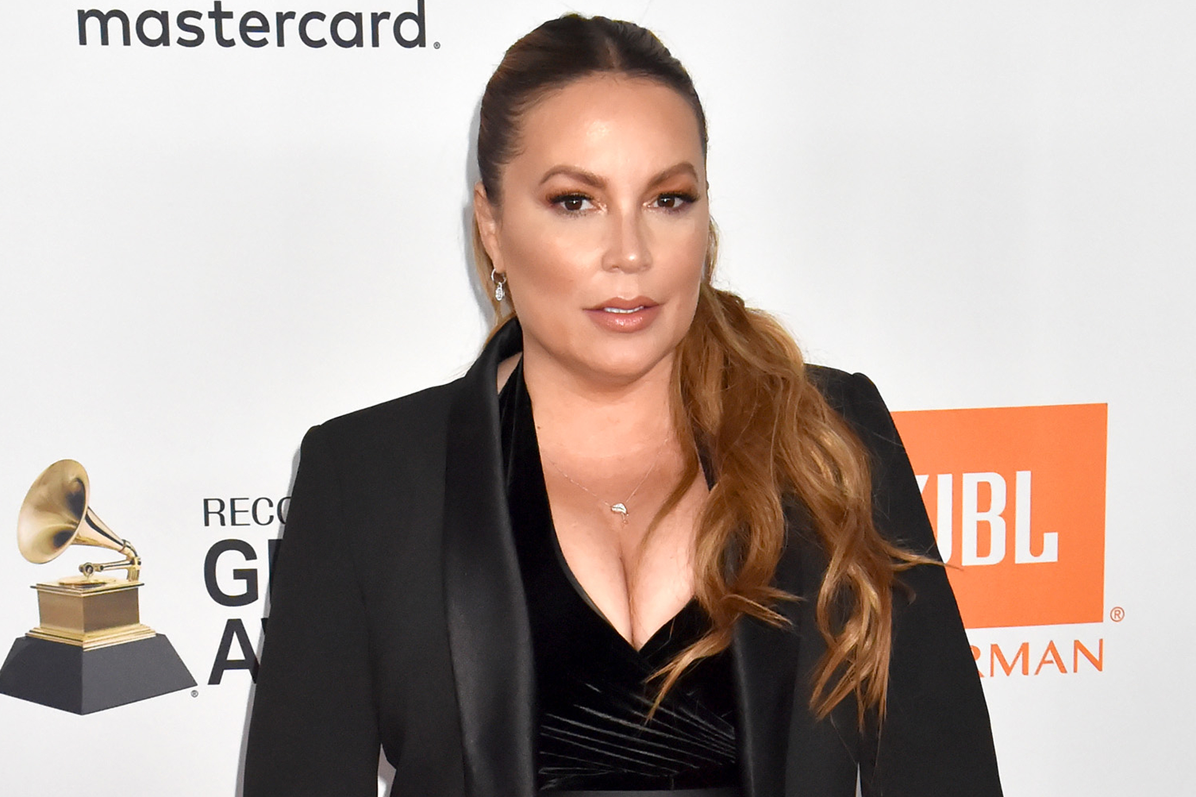 The 49-year old daughter of father (?) and mother(?) Angie Martinez in 2020 photo. Angie Martinez earned a  million dollar salary - leaving the net worth at  million in 2020