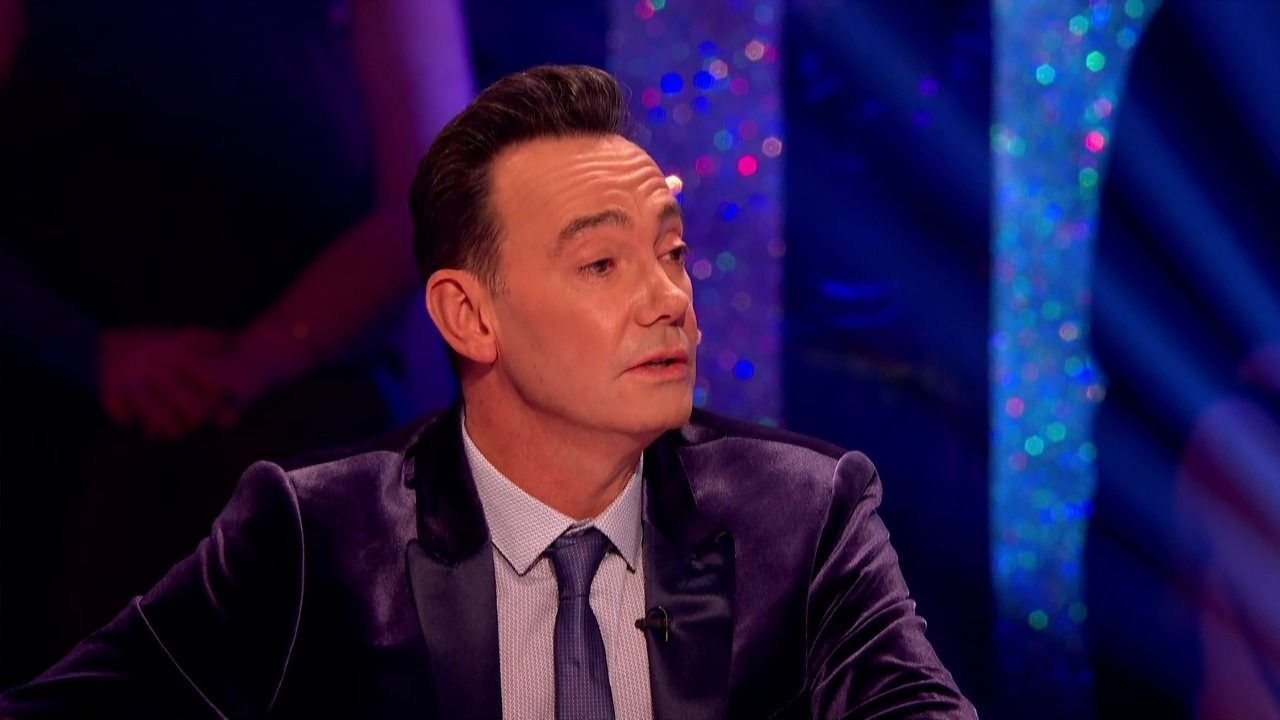 Craig Revel Horwood, BBC