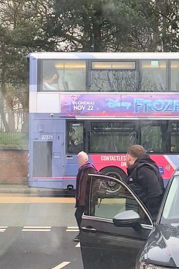 Bus sex i Bus Sex