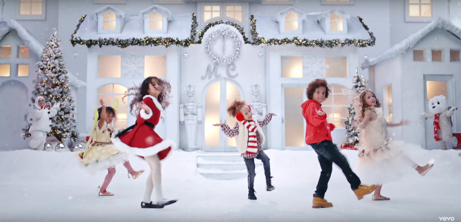 Mariah Carey releases new 'All I Want for Christmas Is You' music video  featuring her kids | Nestia