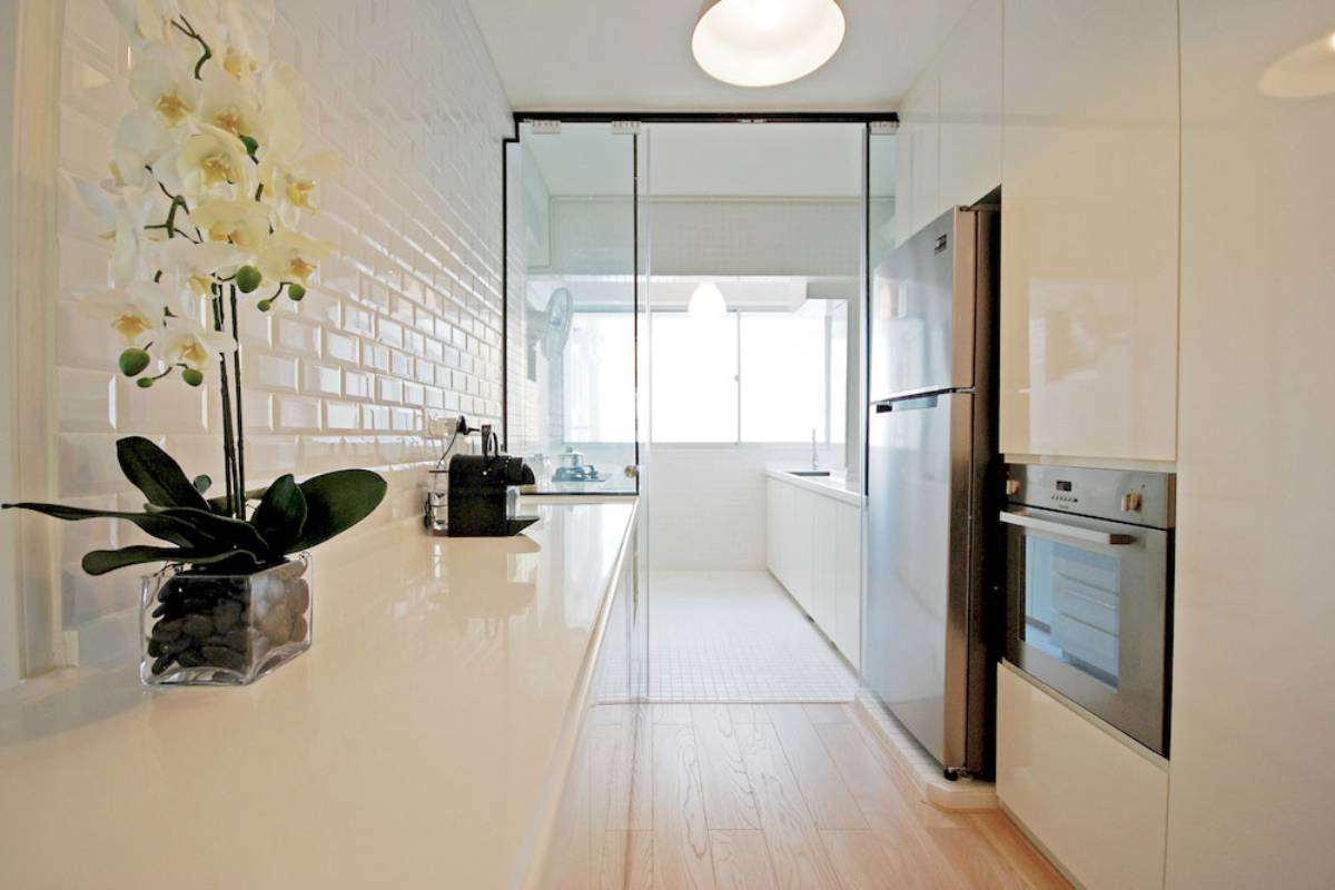 The Great Divide 8 Wet And Dry Kitchen Ideas In Singapore Nestia