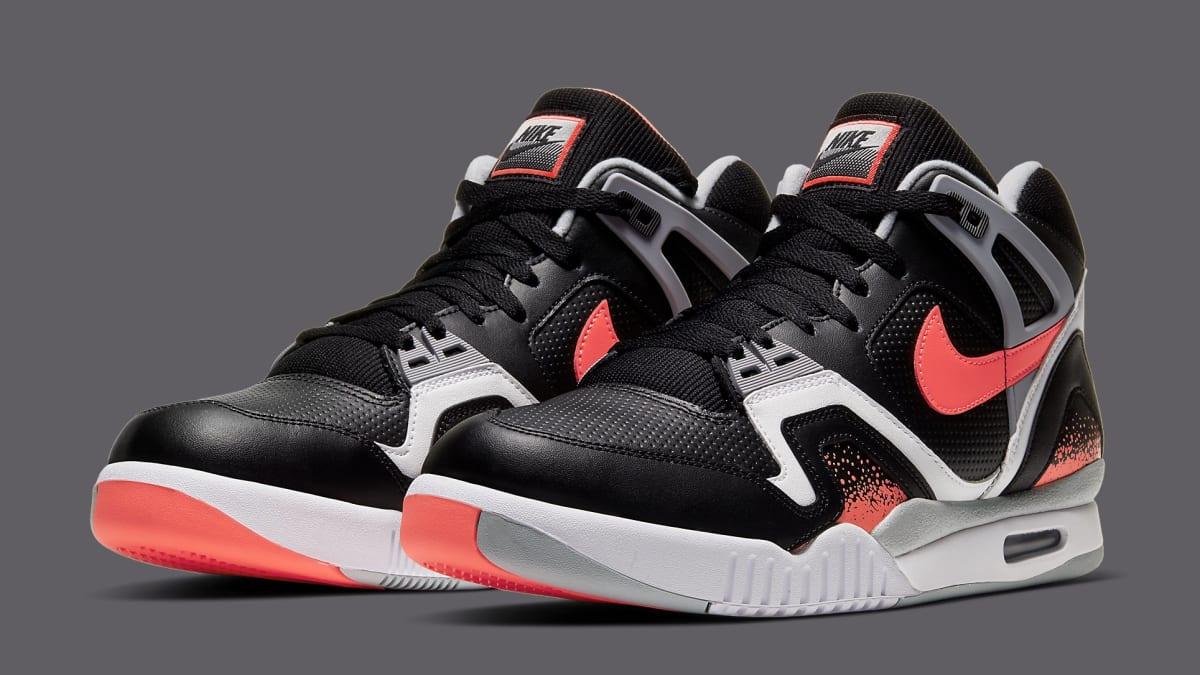 Black Lava' Nike Air Tech Challenge 2s