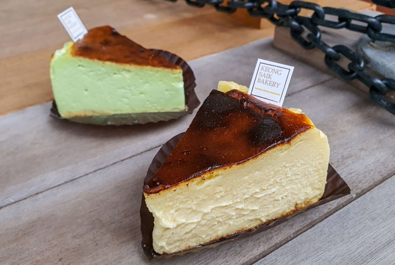 10 Basque Burnt Cheesecakes In Singapore That Ll Cheer You Up