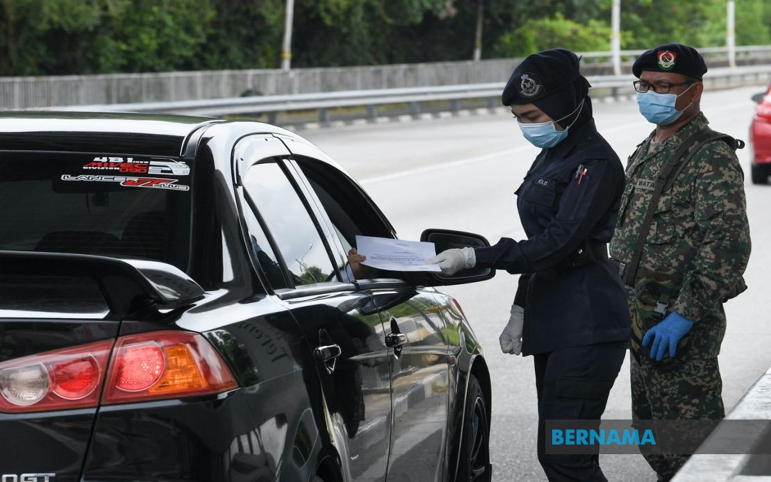 Two In Car Travel Limited To Immediate Family Members Says Ismail Sabri Nestia