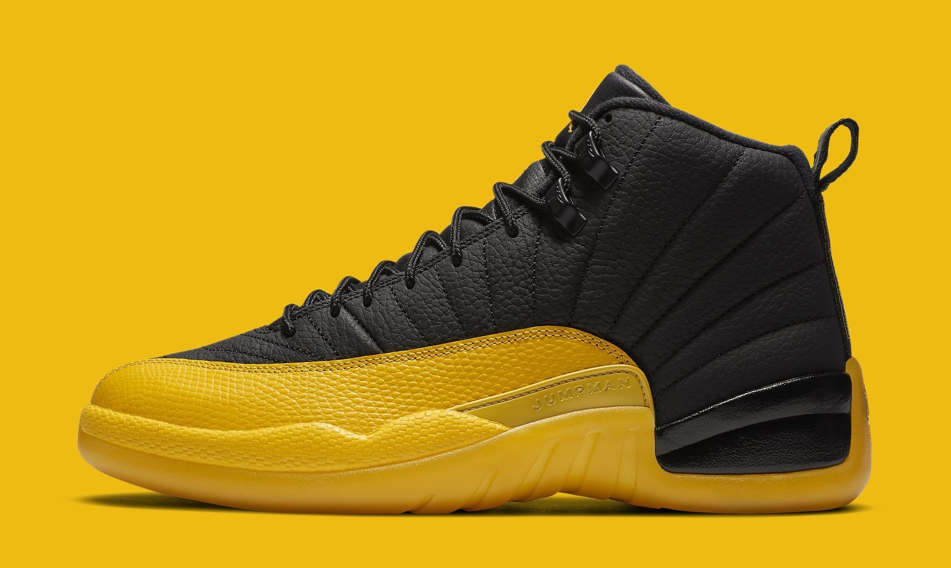 University Gold' Air Jordan 12 Release