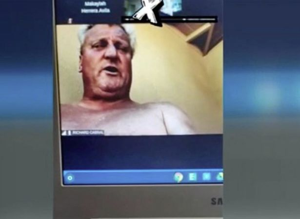 Teacher suspended after appearing topless during Zoom video lesson | Nestia
