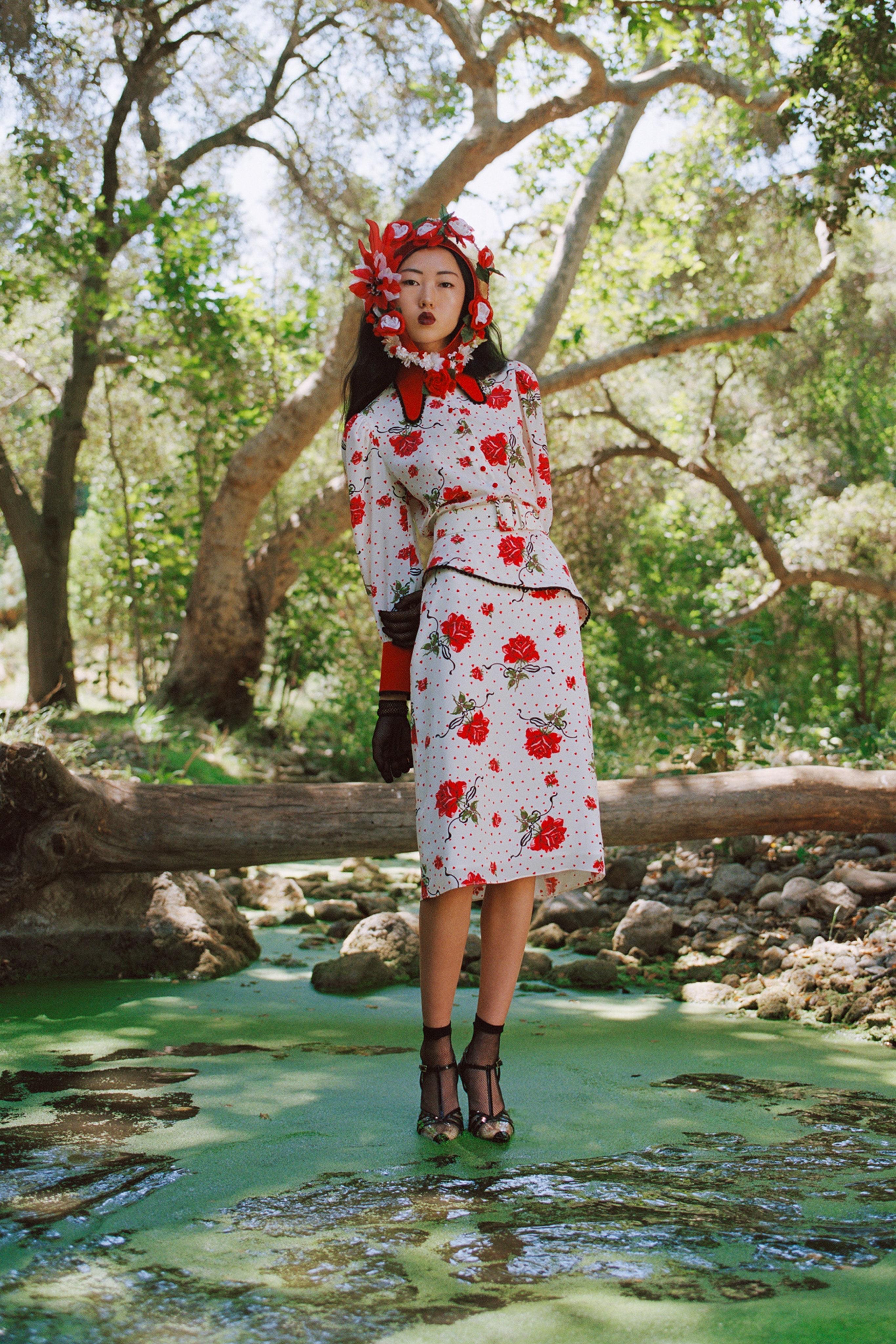 16 Romantic Rodarte SS21 Dresses Perfect For The Return Of Wedding Season    Nestia